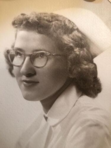 Nurse Charlotte Meier