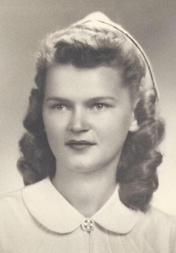 Nurse Florence Kowalkowski