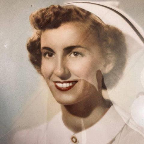 Nurse Betty Lou Stargardt