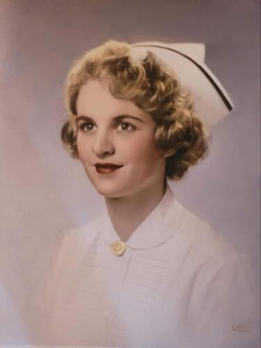 """Nurse Sandra """"Sandee"""" (Brickham) Keppler"""