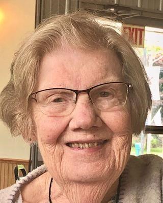 Nurse Virginia Douglas