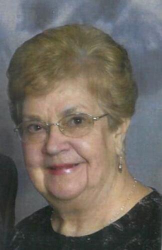 Nurse Ruth Ann Shefchik