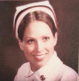 Nurse Mary Jane Frank