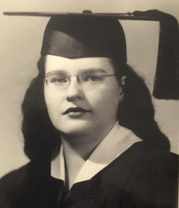 Nurse Dorothy Ahlers