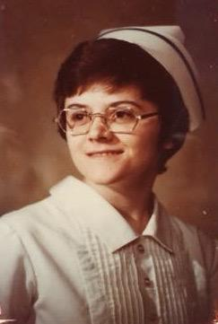 Nurse Sue Mielke