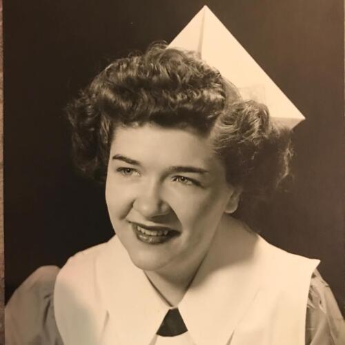 Nurse Helen Wojcik