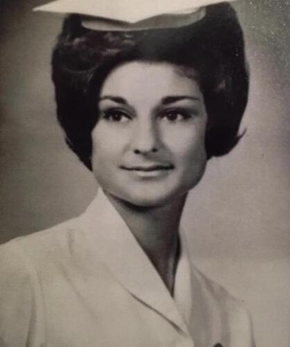 Nurse Francine Peterson