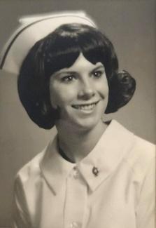 Nurse Laverne Schauer