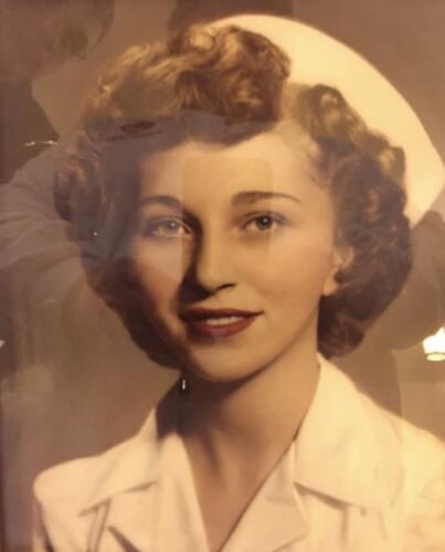Nurse Audrey Granger-Hanson
