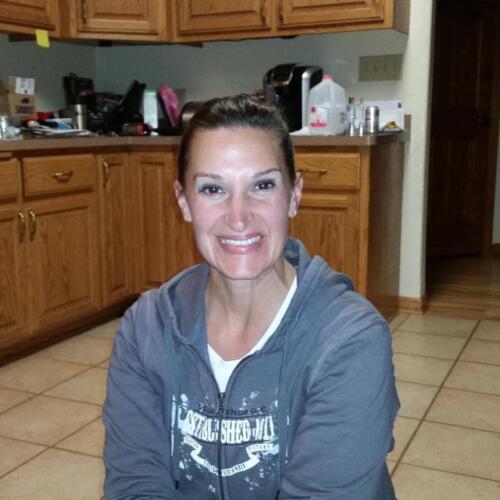 Nurse Jessica Hoffman