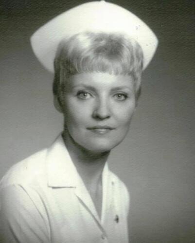 Nurse Joanne Vagnoni