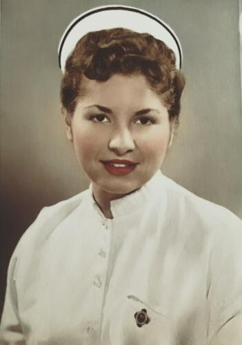 Nurse Nancy Brand