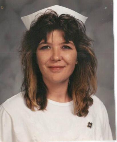 Nurse Michelle Van Vleet