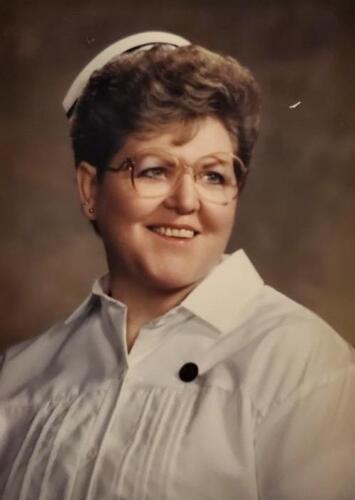Nurse Susan Diderich