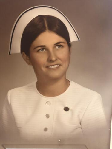 Nurse Sharon C. Ferstenfeld