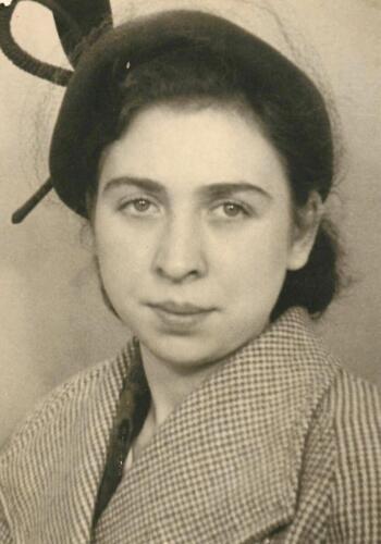 Nurse Vera Musolf
