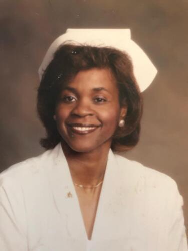 Nurse Cora J Schneider