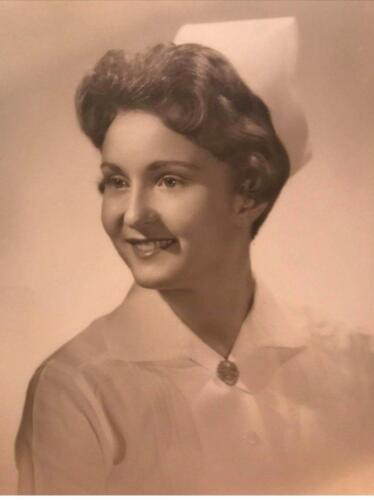 Nurse Audrey Gumina