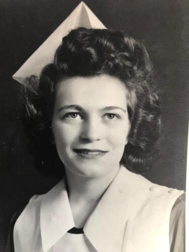 Nurse Frances Irene Rouse