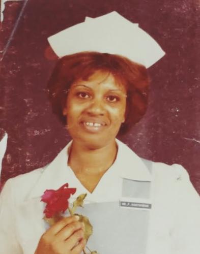 Nurse Flossie L. Bournes