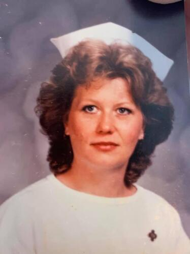 Nurse Kim Sheppard