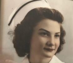 Nurse Vivian Larson
