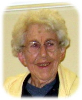Nurse Irene R. Schreck